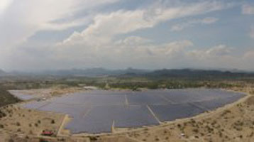GRANSOLAR DEVELOPMENT AND CONSTRUCTION, INGENIA SOLAR ENERGY AND PV HARDWARE SUCCESSFULLY COMPLETE A 60MW PV PLANT IN HONDURAS