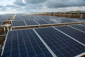 mauritius solar plant