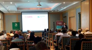 GRS Gransolar at Large-scale Energy Storage Event South Africa