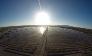 Photovoltaic plant in Camargo (Mexico) developed by GRS for Balam Fund