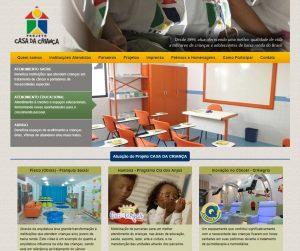 Projeto Casa Da Criança