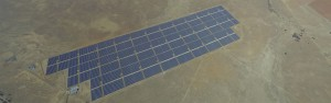 solar plant in Africa GRS