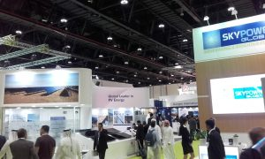GRS at WFES