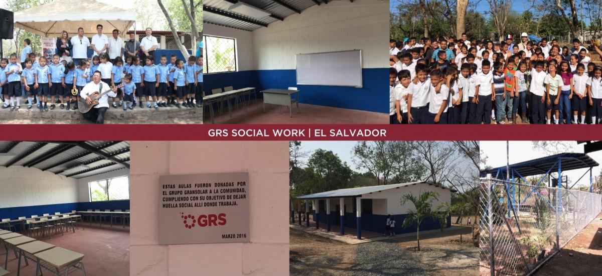 GRS SOCIAL WORK IN EL SALVADOR