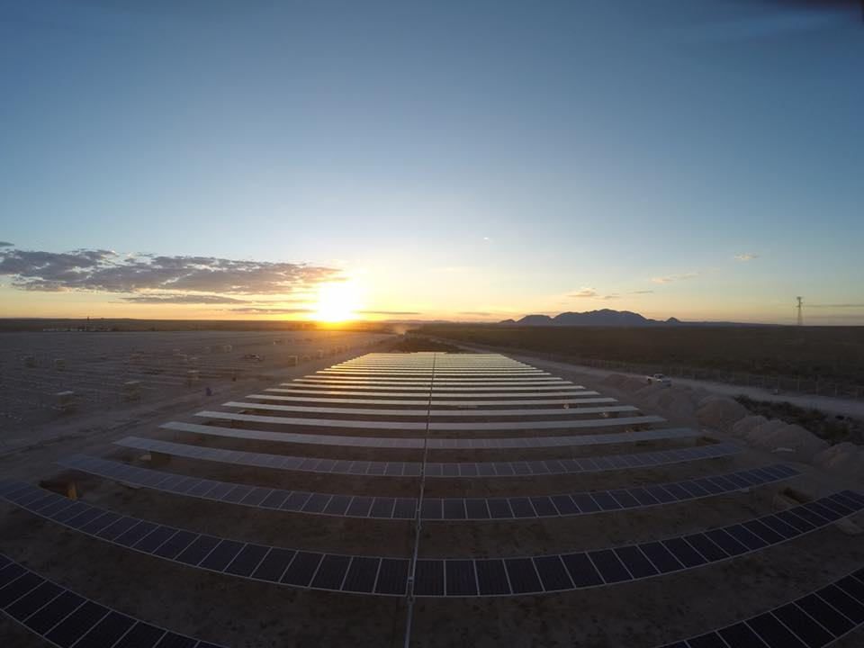 GRANSOLAR HAS STARTED THE MECHANICAL ASSEMBLY OF TRACKERS AND MODULES IN CAMARGO PROJECT (MEXICO)