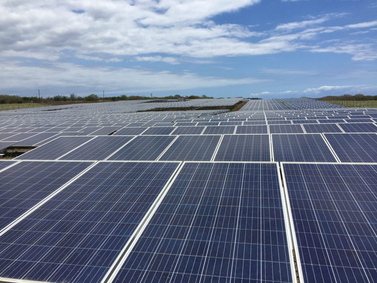 GRS ENDS A PV PLANT IN THE REPUBLIC OF MAURITIUS