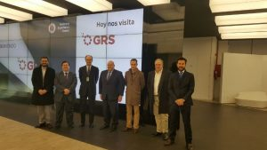 GRS visits the BEC VODAFONE