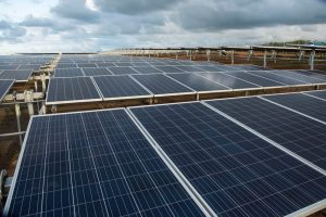GRS gransolar solar plant in Mauritius