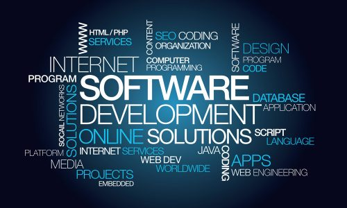 GRS DEVELOPS ITS OWN SOFTWARE