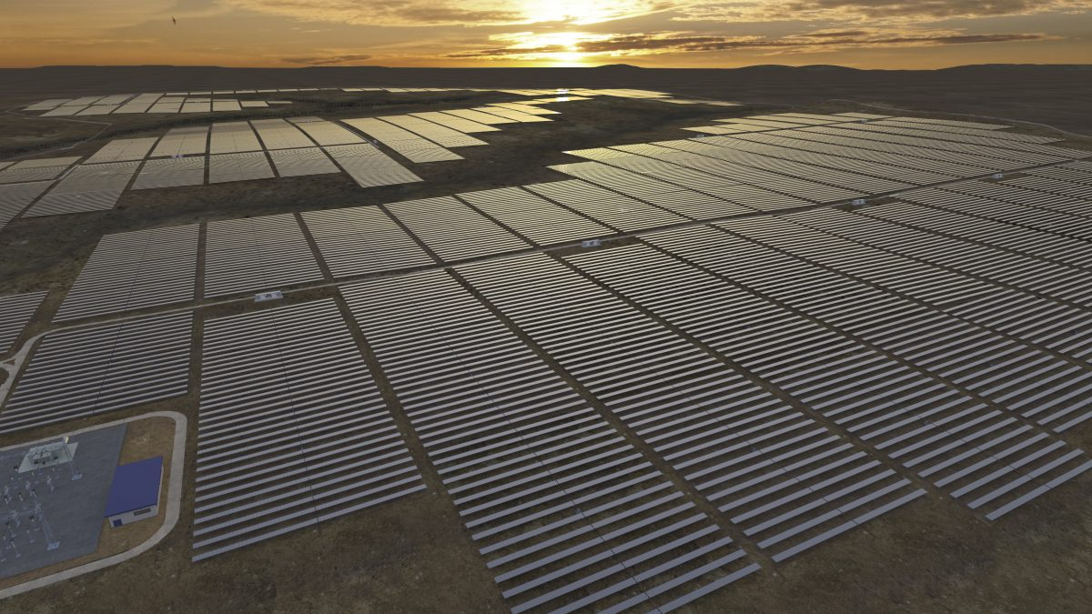 GRANSOLAR (GRS) AND ACCIONA TO CONSTRUCT ONE OF AUSTRALIA'S LARGEST PHOTOVOLTAIC PLANTS