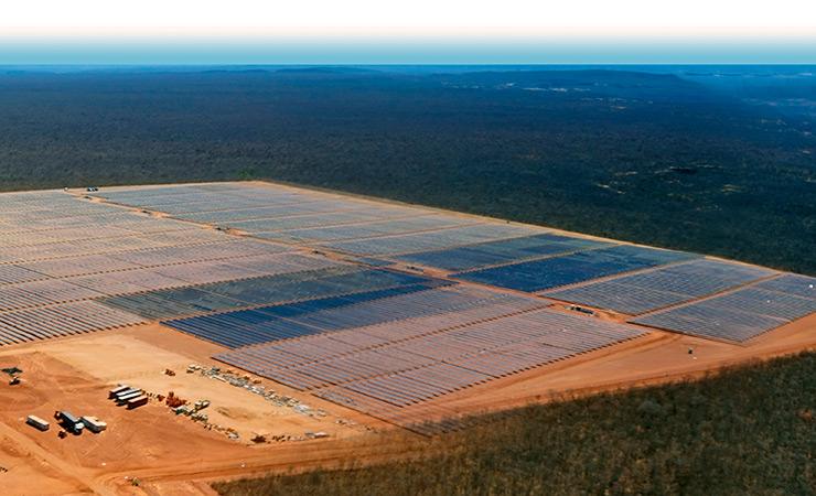 Sertao I photovoltaic plant