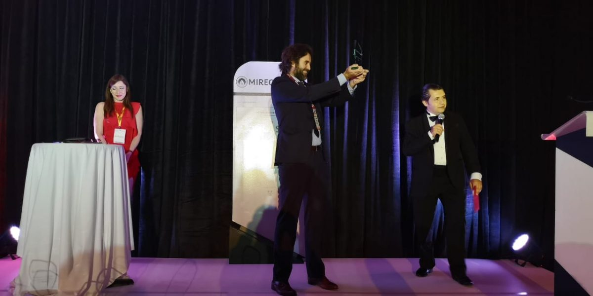 Gransolar Group Wins the MIREC Award for Breakthrough Company of 2018 in Mexico