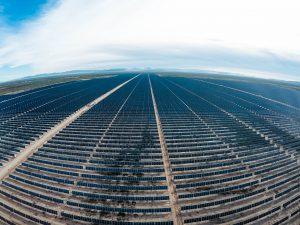 Planta fotovoltaica GRS