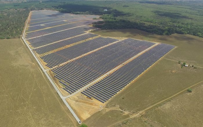 GRS builds largest PV plant in Panama