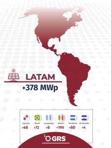 GRS in Latin America
