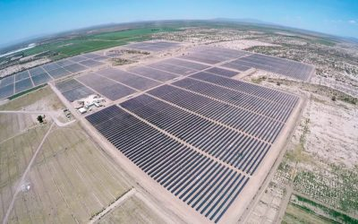 GRS La Laguna Mexico PV plant