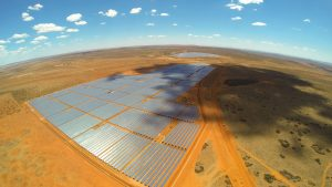 GRS solar Plants at South Africa