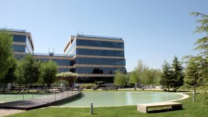GRS epc solar constructor headquarters in Madrid