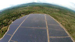 Agua Fria Honduras GRS PV plant