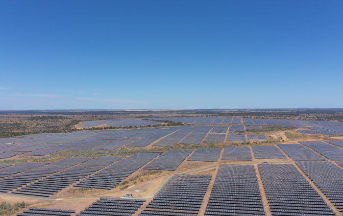 Lilyvale Solar Farm by GRS