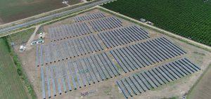 Peñaflor solar farm by GRS