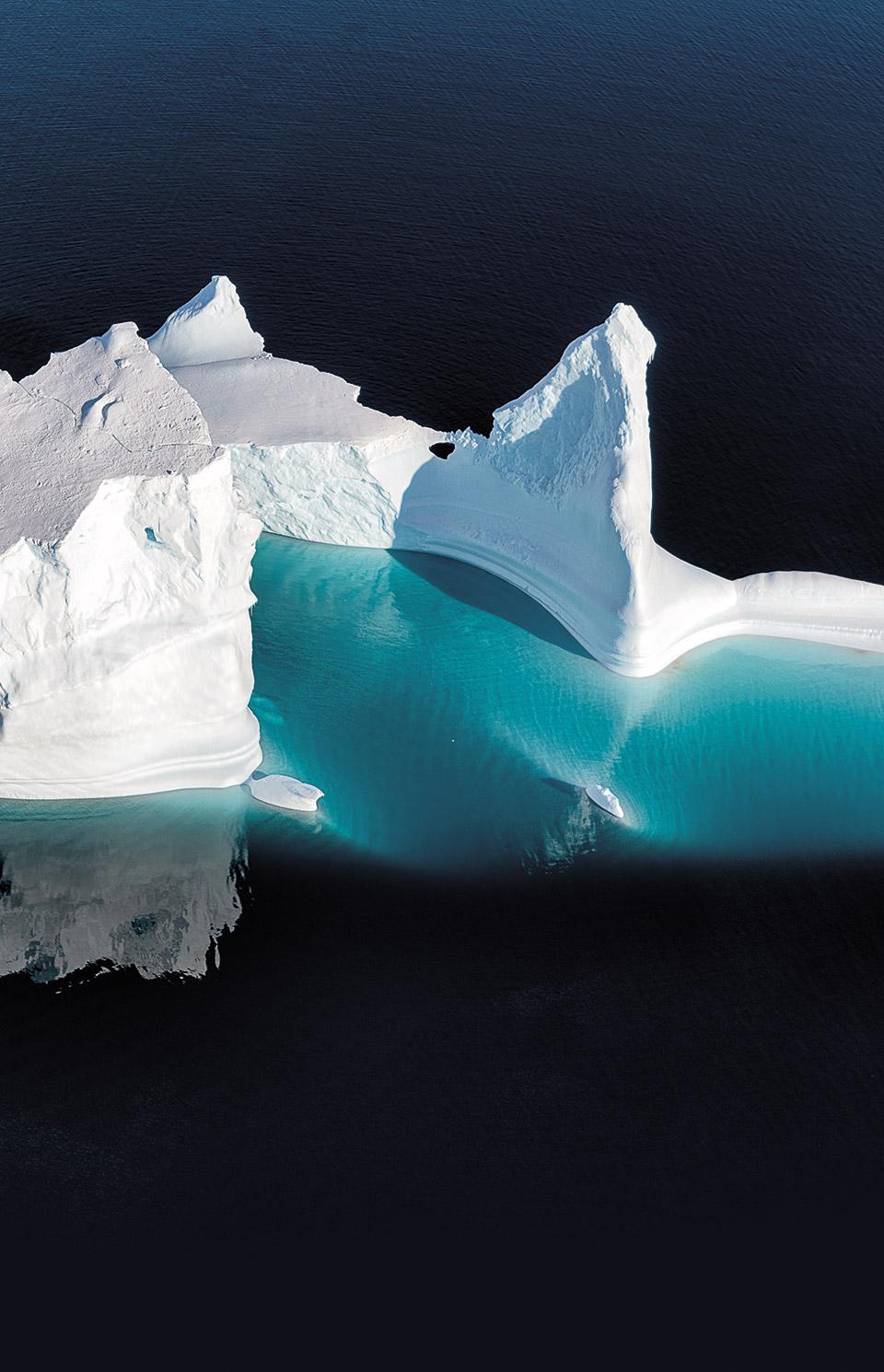 GRS sustainability: Pole ice