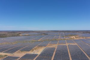PV Plant build by GRS in Australia