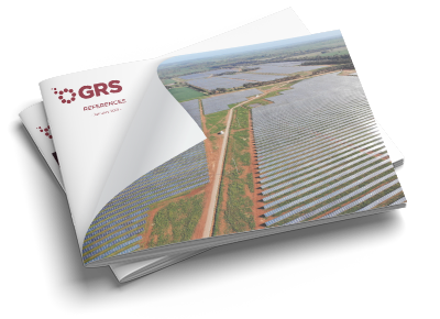 GRS EPC solar plants references worlwide