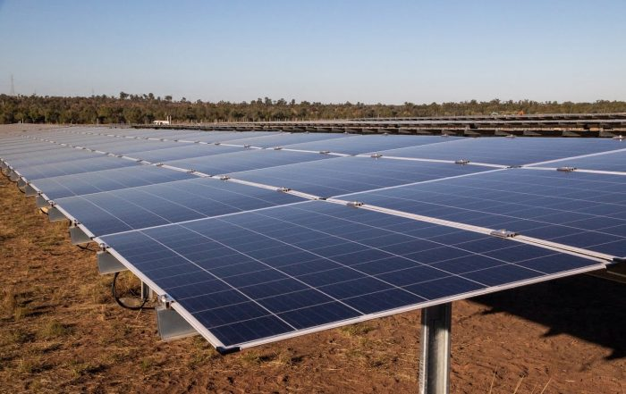 Revamping of photovoltaic installations GRS