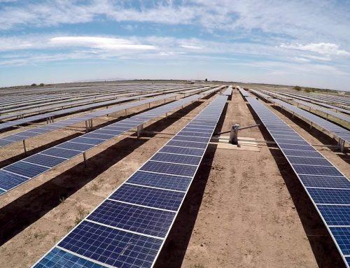 Renewable energies, the key to decarbonization