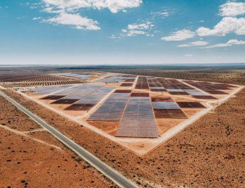 GRS begins O&M for the Greefspan II photovoltaic plant in RSA